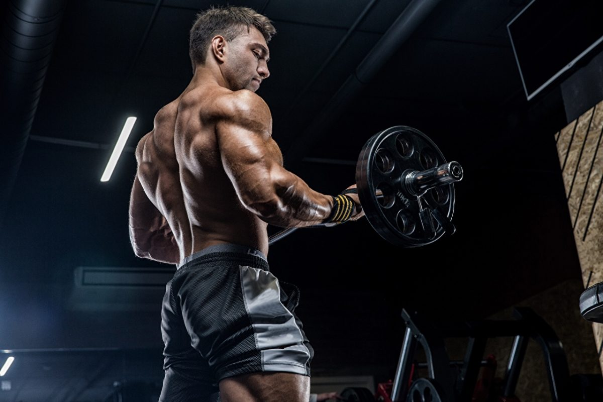 man in steroids for sale in gym